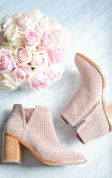 Pink and Perforated – OH MY!!