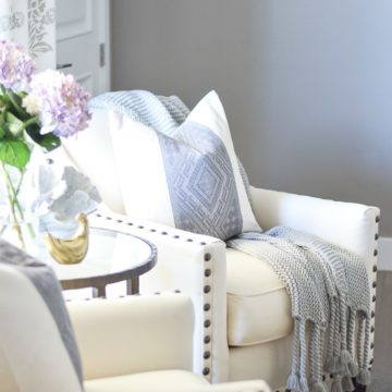ZDesign At Home Master Suite Spring Home Tour