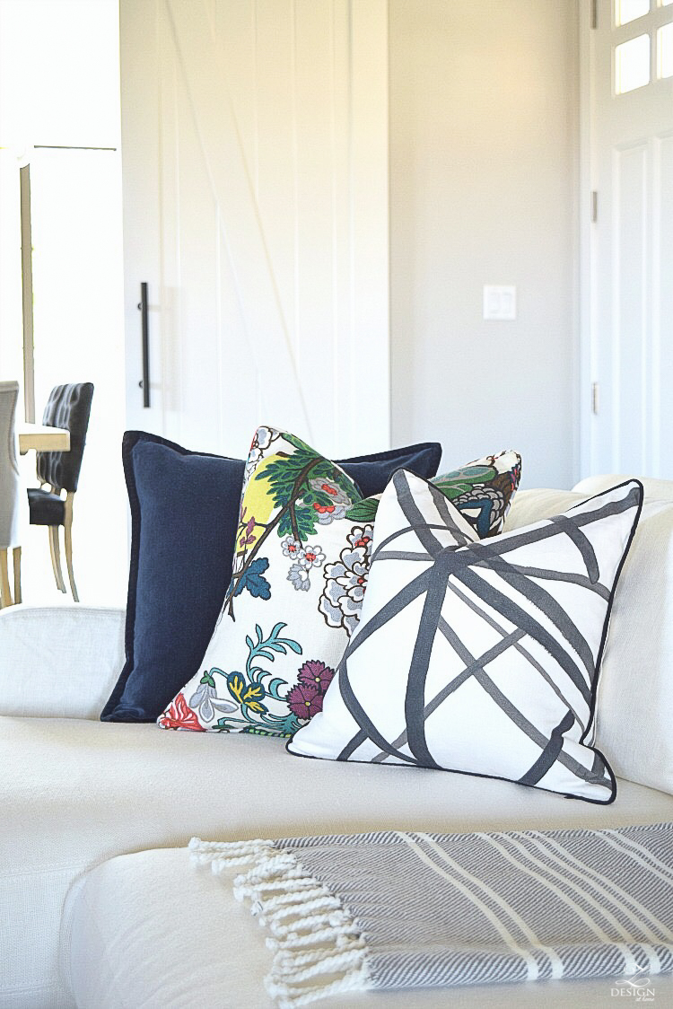 chiang mia dragon pillow cover in alabaster -4