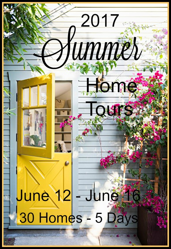 2017 A Stroll Through Life Summer Home Tour