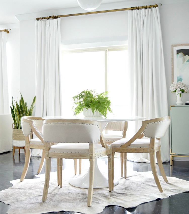Summer Home Tour + Tips for Simple Summer Living