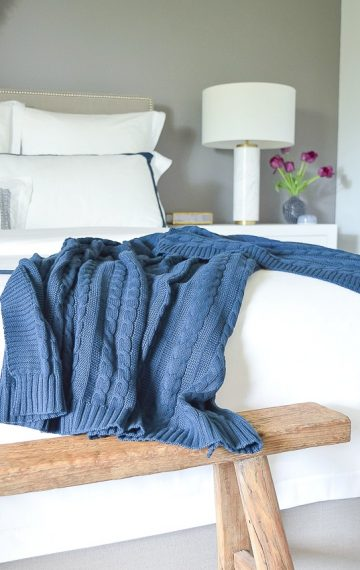 Creating a Cozy Home With the Perfect Bedding + Room Reveal