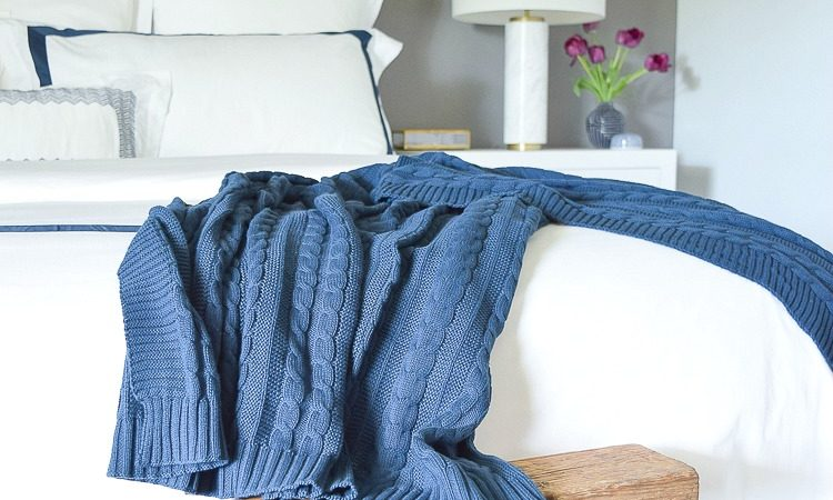 Boll & Branch hotel banded bedding - the softest sheets and the best quality bedding