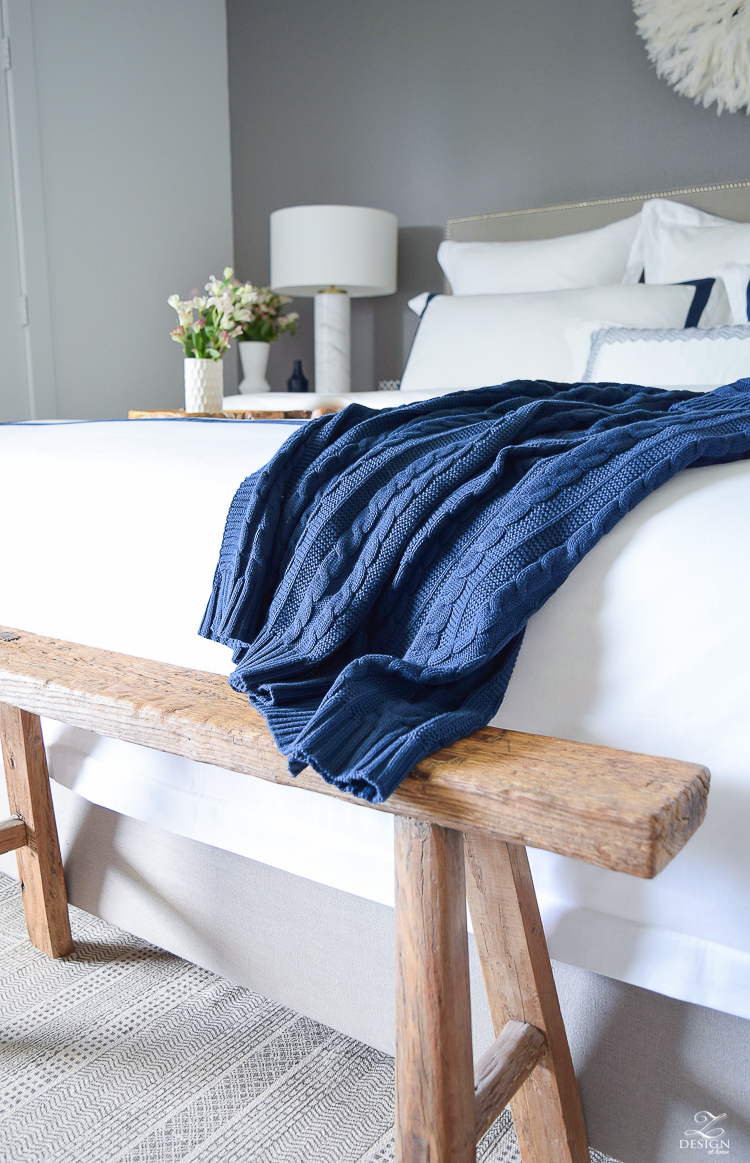 creating a cozy home with the perfect bedding room reveal