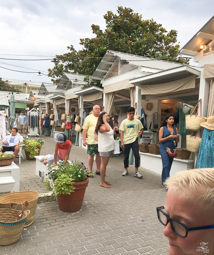 Perspicacity shopping in seaside fl