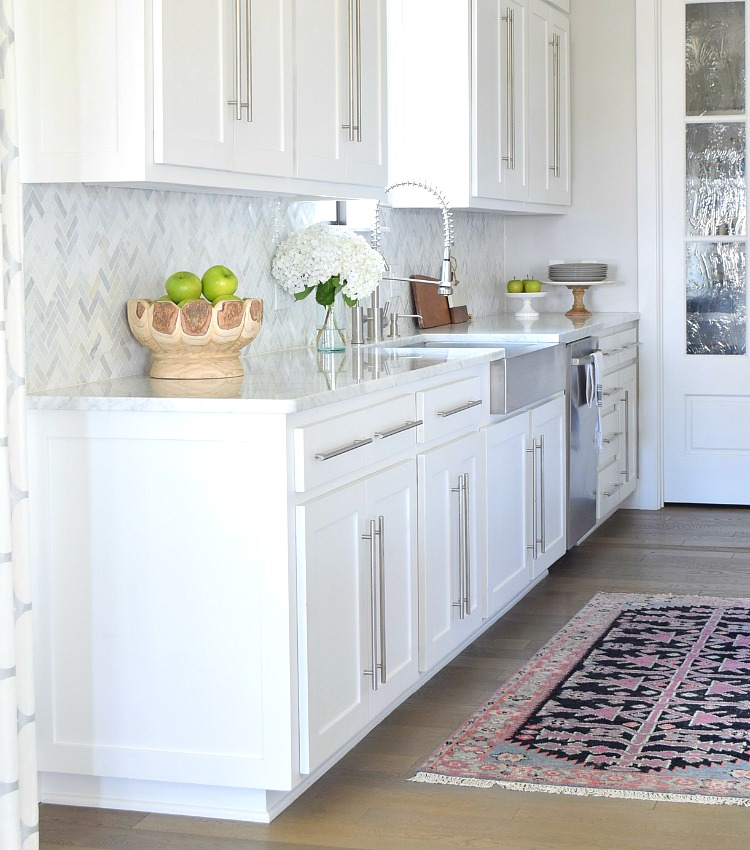 9 Simple Tips For Styling Your Kitchen Counters - Zdesign At Home