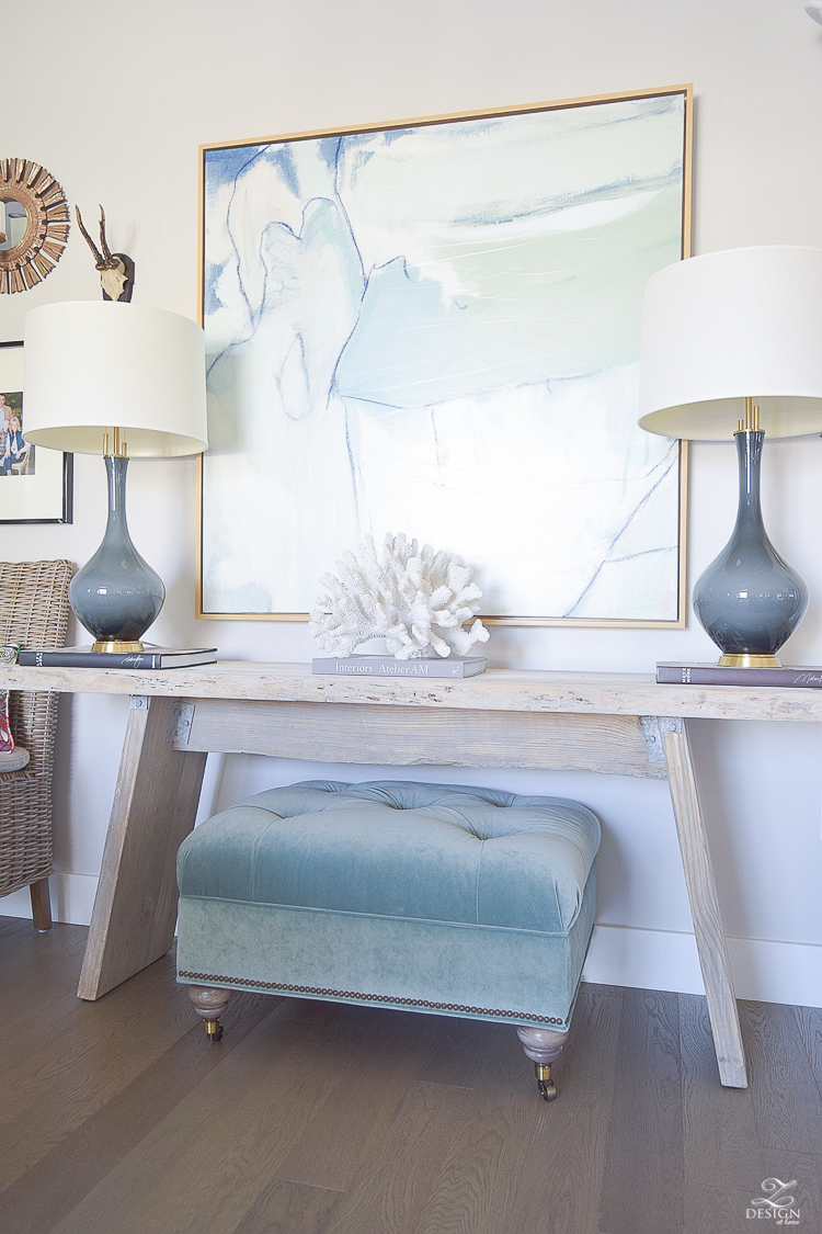 5 simple tips for decorating with coffee table books a for Simple coffee table decor