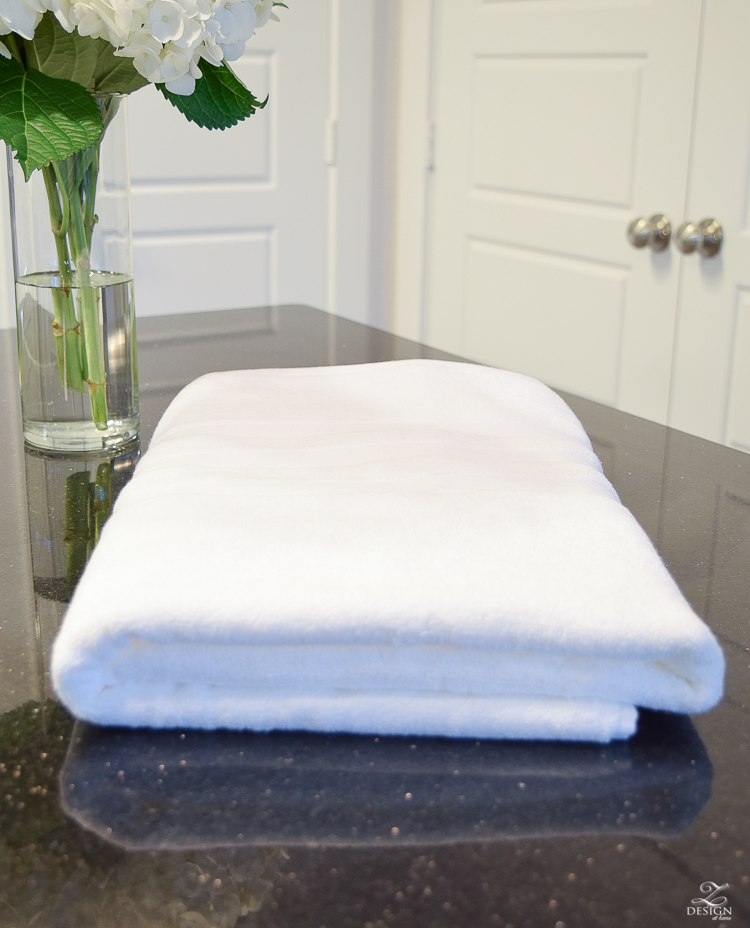 How_to_fold_bathroom_towels_options