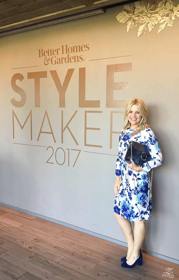 Better Homes & Gardens StyleMaker Event 2017 ZDesign At Home