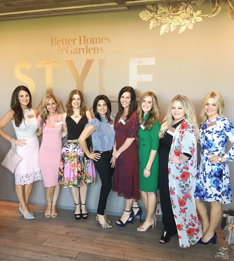 Better Homes & Gardens Style Maker Event 2017
