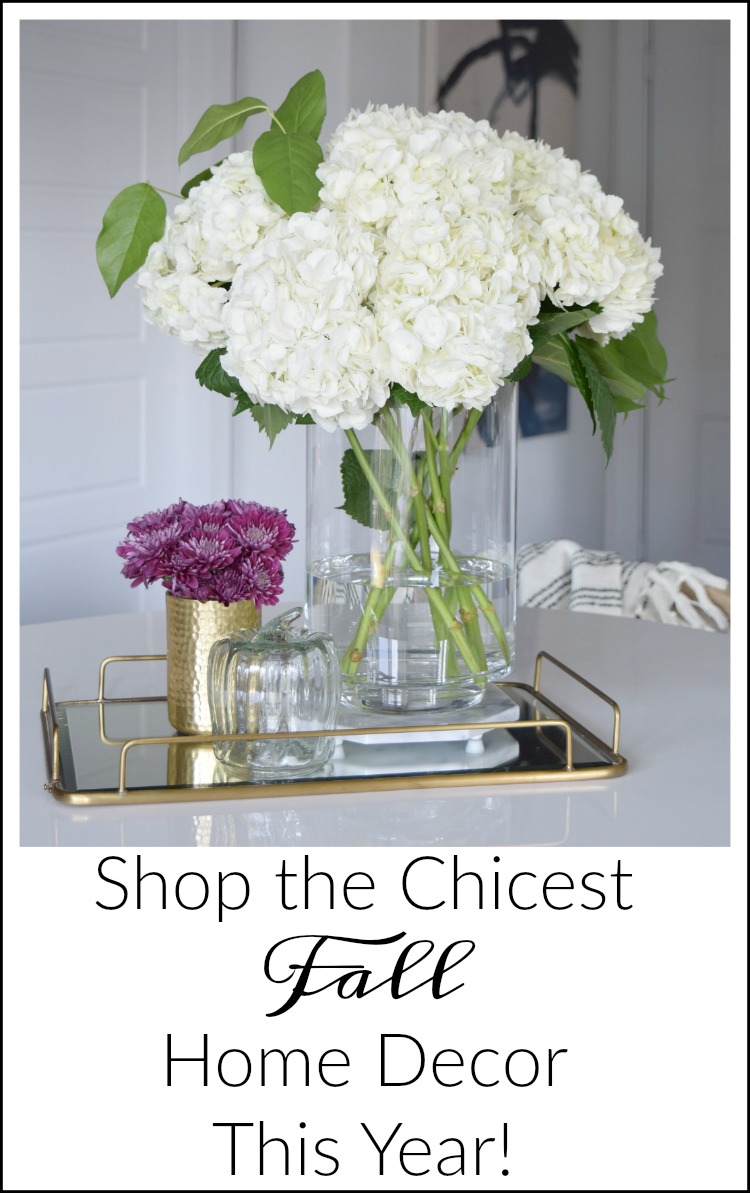 shop the chicest fall home decor this year