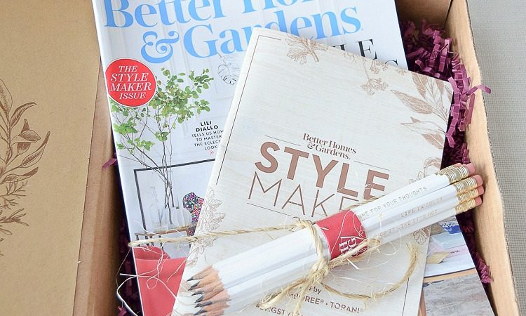 Better Homes & Gardens Style Maker Event 2017 - New York