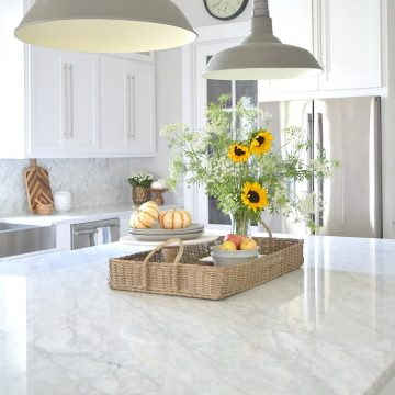 The Pros & Cons of Marble Countertops + How to Care & Clean Marble