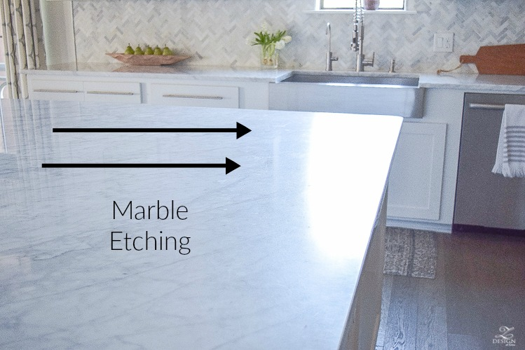 The Pros & Cons of marble + How I Clean My Marble