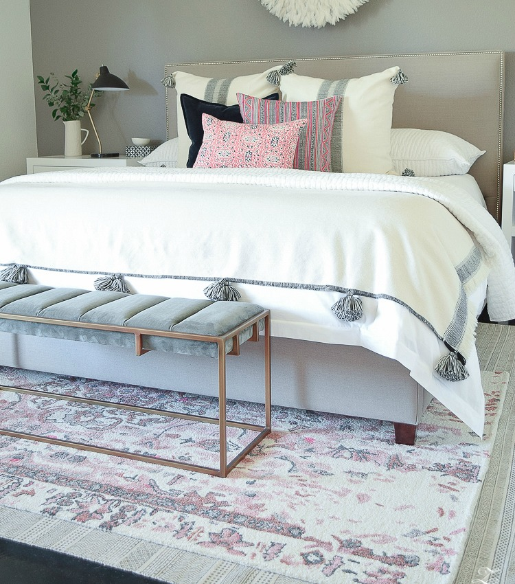 5 Simple Tips For Layering Your Rugs + Rug Updates Around The House