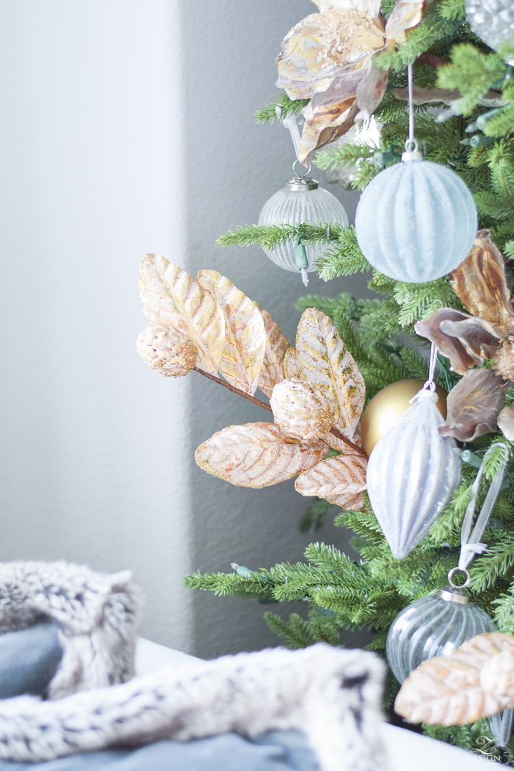 Balsam Hill's 12 Bloggers of Christmas + How to mix -metals on your Christmas tree
