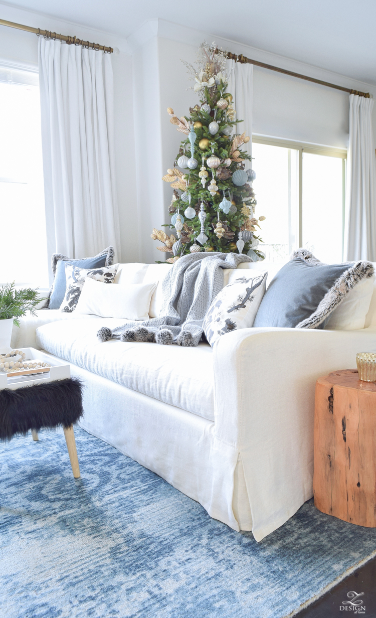 12 Bloggers of Christmas with Balsam Hill + A Mixed Metal Christmas Tree