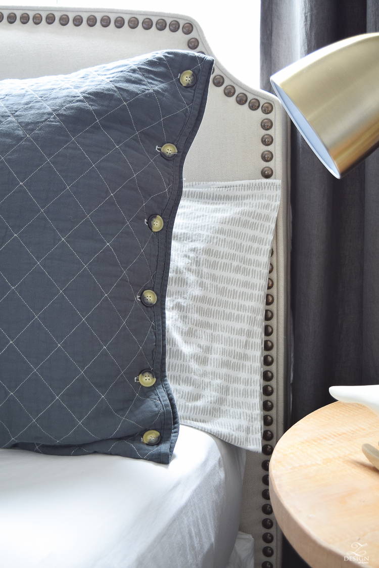 How to Layer bedding + a boho chic bedroom reveal