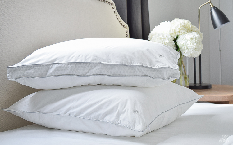 The best and softest organic cotton bedding essentials and pillows. Bedding products that are ethically made and eco-friendly featuring euro and standard pillow inserts