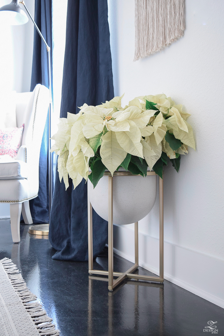 ZDesign At Home Christmas in the Bedroom home tour