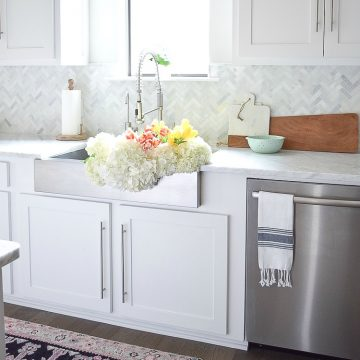 Tip & Ideas to Organize your kitchen and More - Customize your under sink storage-1