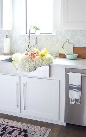 Tips & Ideas to Organize your Kitchen and More