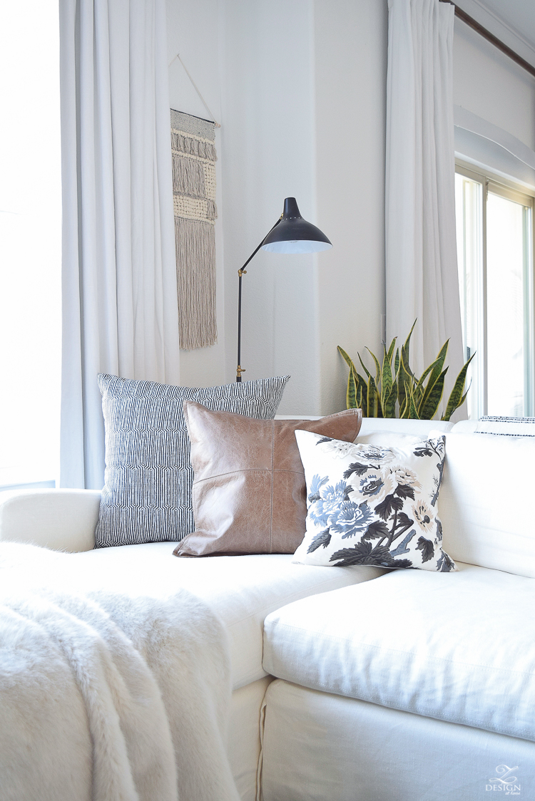 How to beat those winter decor blues + a home tour