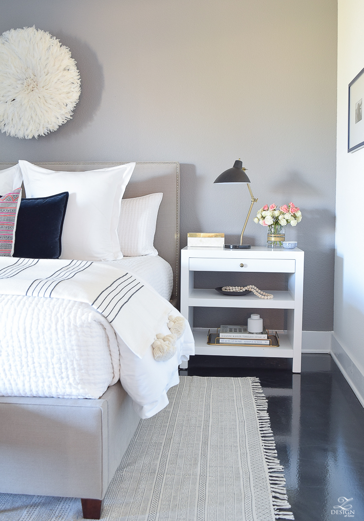Tips to style your winter next + a bedroom tour
