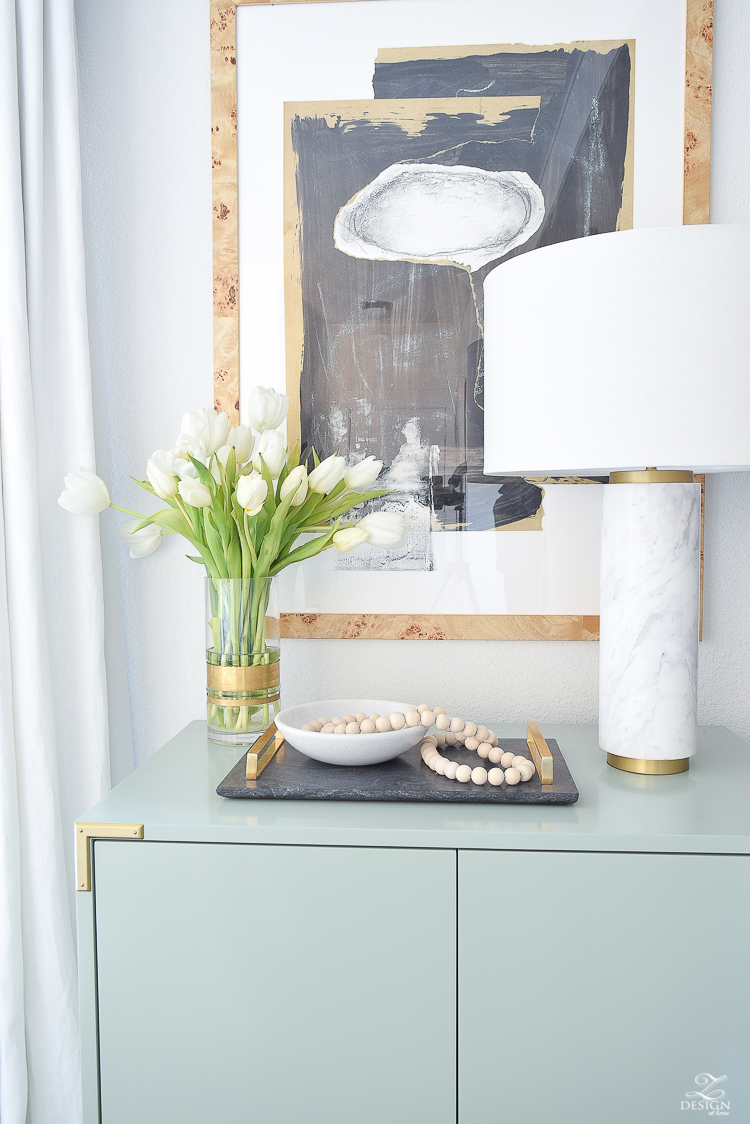 How to beat those winter decor blues + a winter home tour