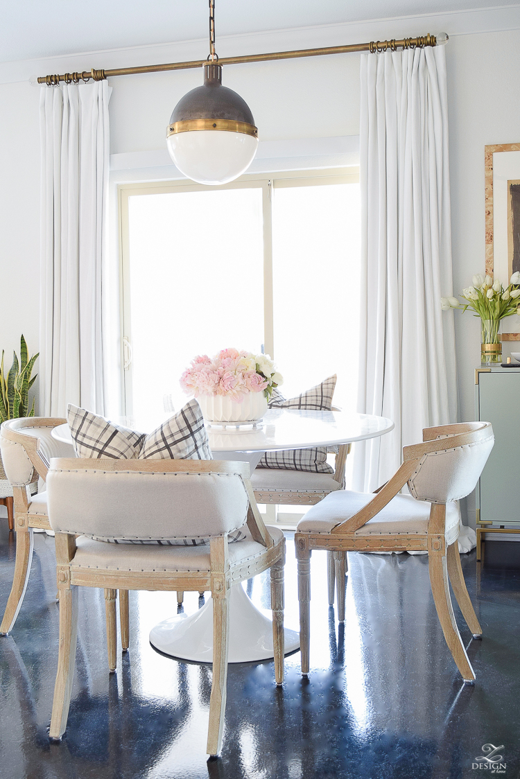 How to beat those winter decor blues plus a winter home tour