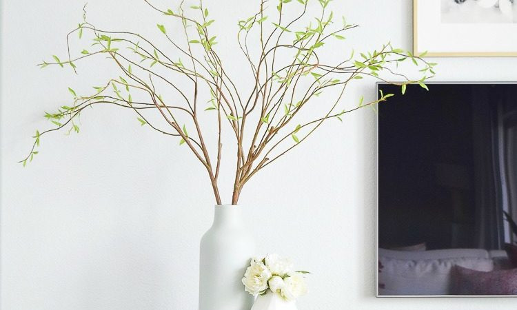 The Best Faux Flowers - How To Style Them & Where To Find Them