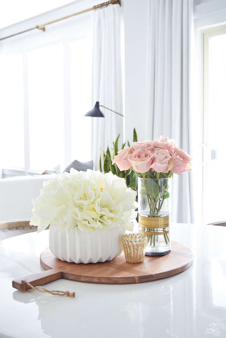 ... vase and fresh in the other like I did here with these beautiful fresh roses (prepare to see these a lot today) and other other faux favorites such as ... & The Best Faux Flowers - How to Style Them \u0026 Where to Buy Them ...