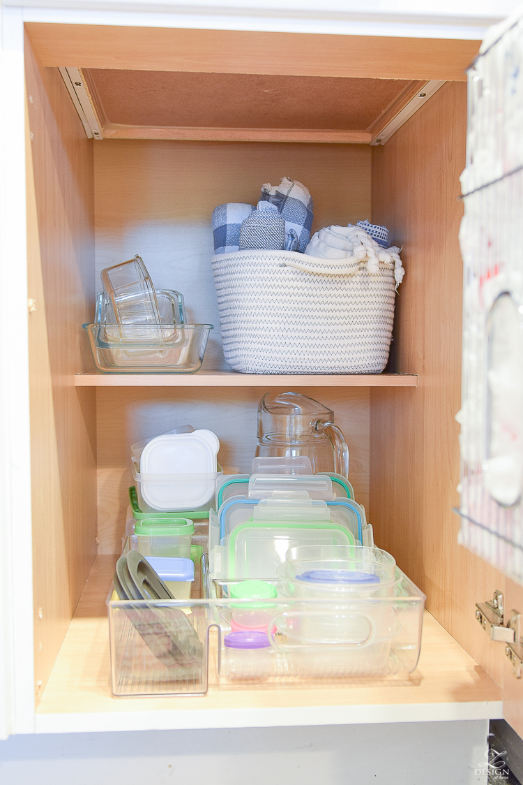 best lid organizer to keep your tupperware organized