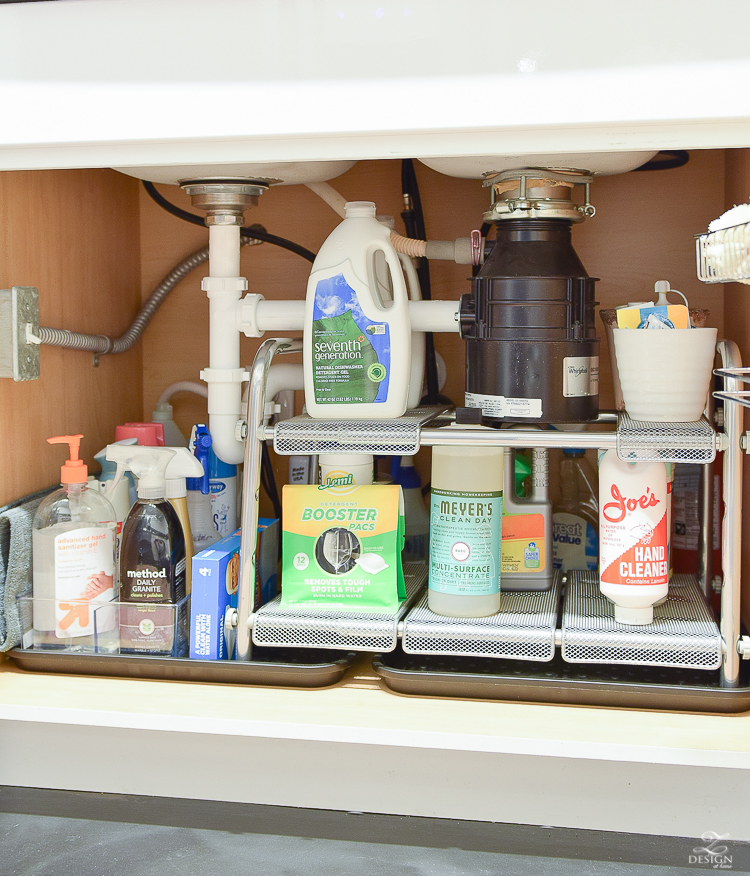 The best under sink organizers available and where to find it