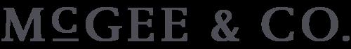McGee & Co Logo