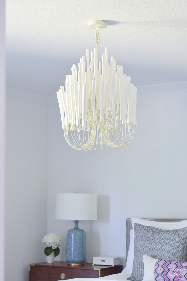 Tilda 5 light mini chandelier