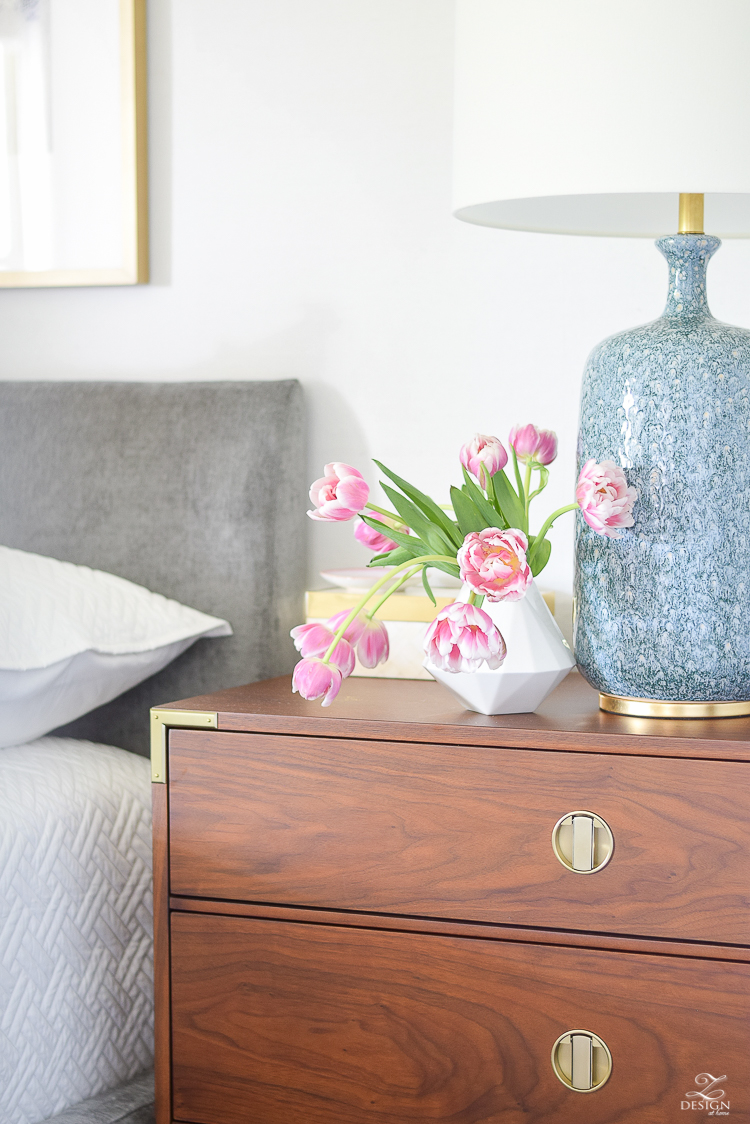 One Room Challenge Master Bedroom Reveal - ZDesign At Home