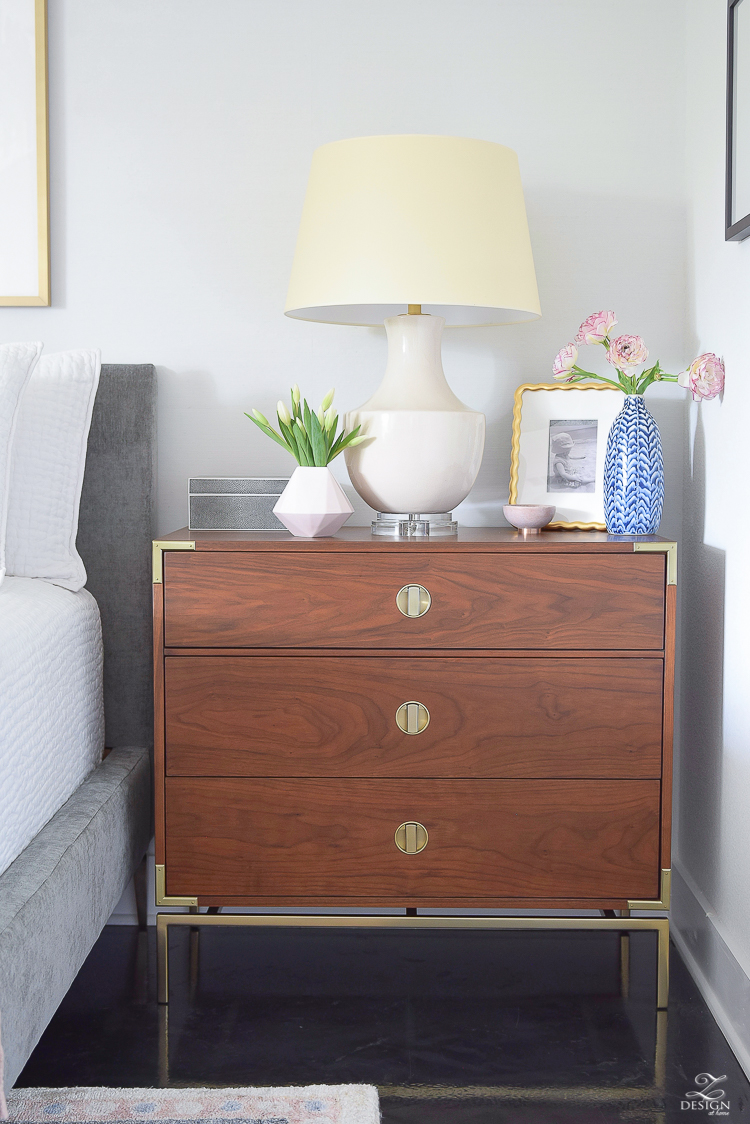 The best styling tips for your nightstands