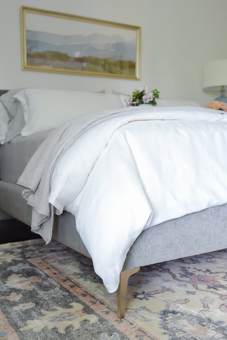 The best organic linen bedding essentials you can't live without this summer