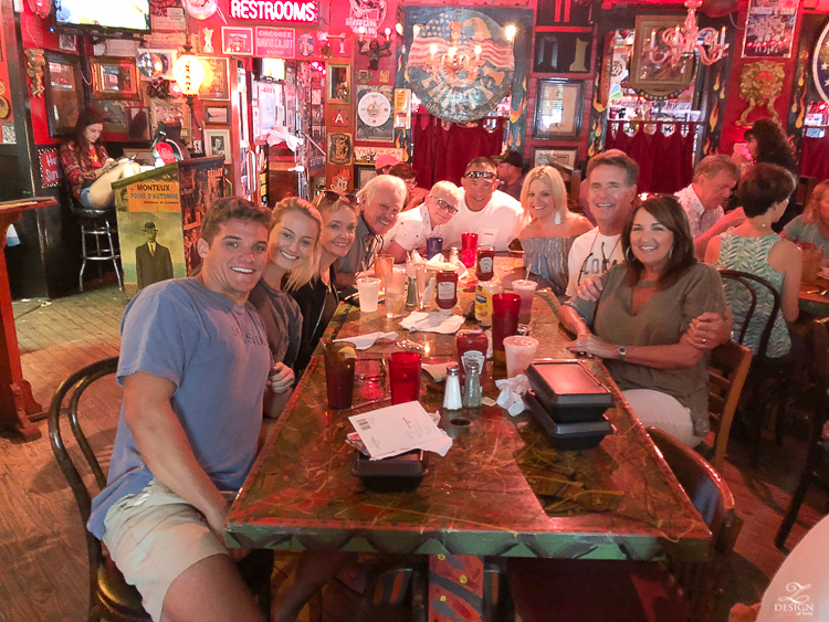 The Red Bar in Grayton Beach, Florida - best beach vacation