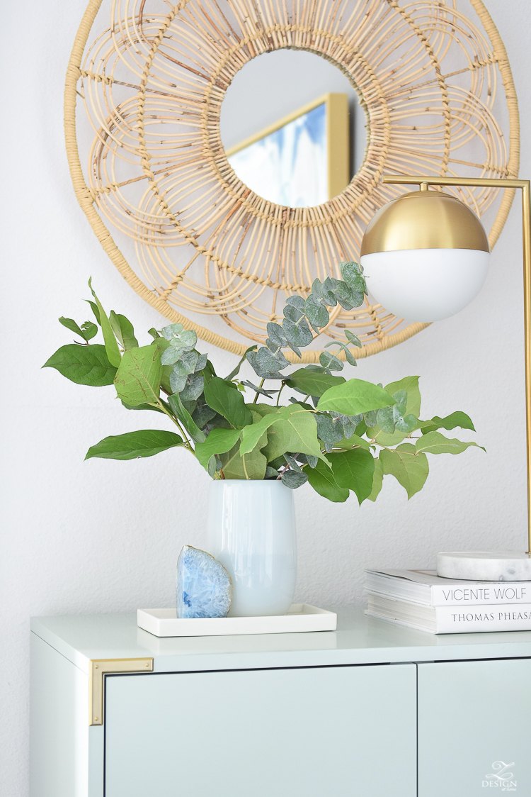 Agate Bookends Accessory - Summer Home Tour