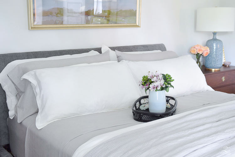 The best organic linen bedding essentials for your home