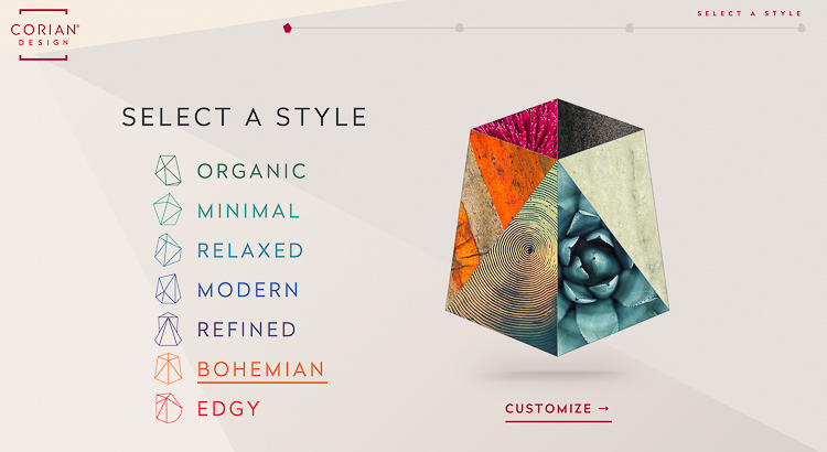 Dorian Design Moodboard Maker