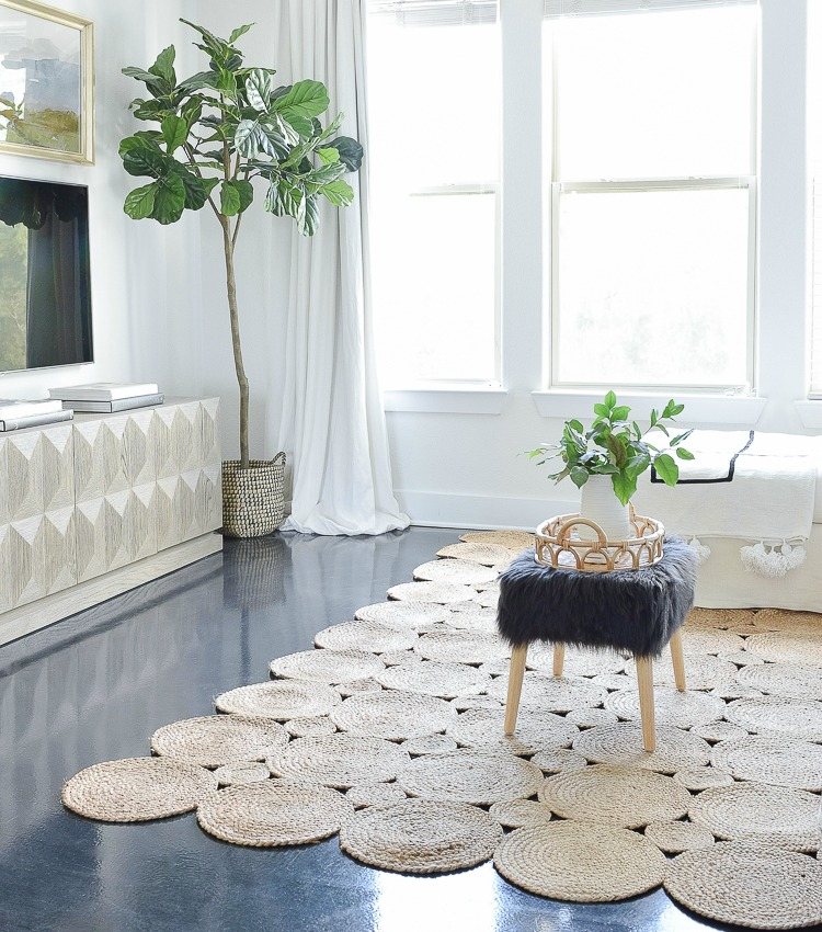 A Tale Of Two Rugs + Some Of The Best Natural Rugs & Home Decor