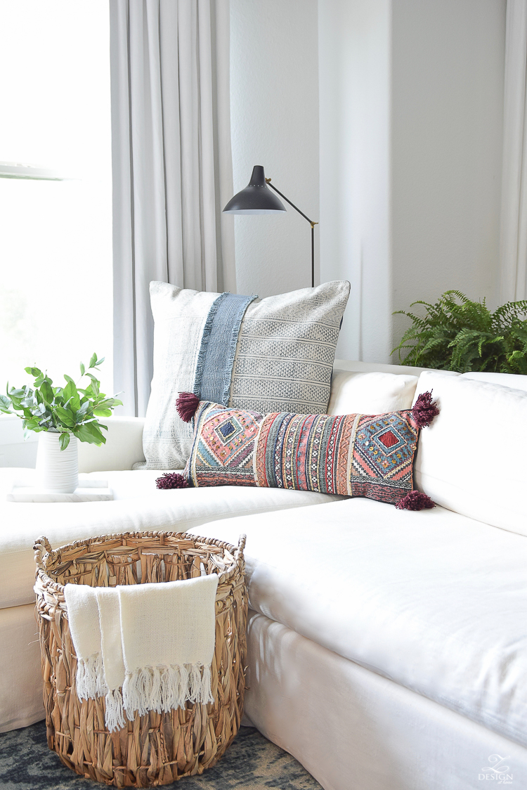 Late Summer Decor Ideas That Will Take You Into Fall - ZDesign At Home