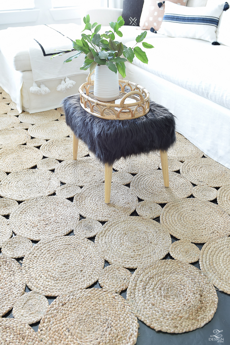 The best natural woven rugs