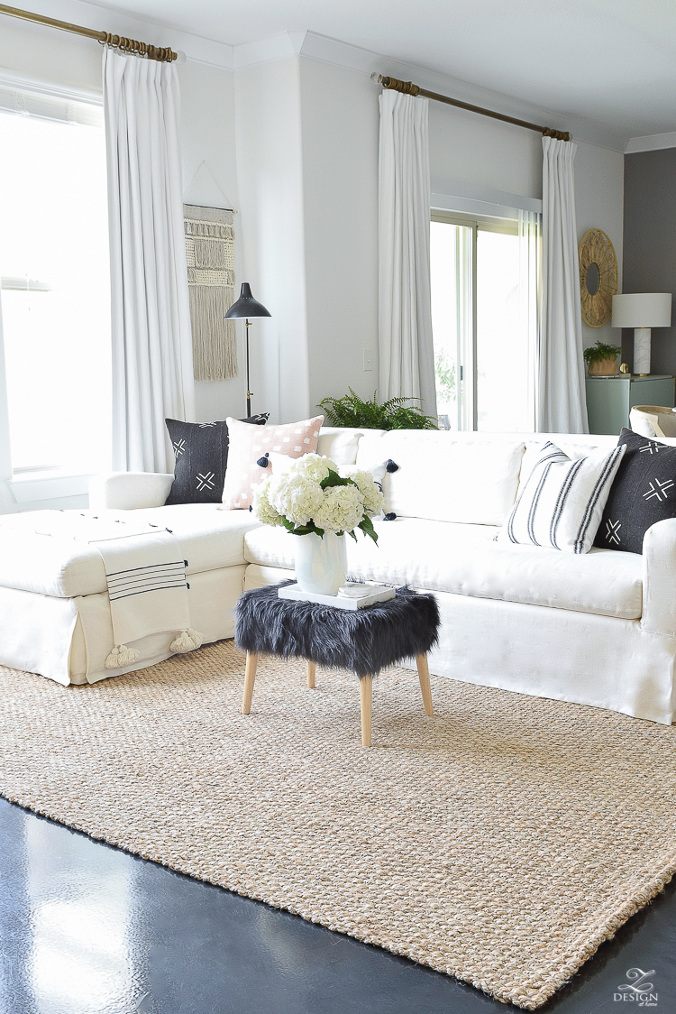 A Tale Of Two Rugs + Some Of The Best Natural Rugs & Home ...