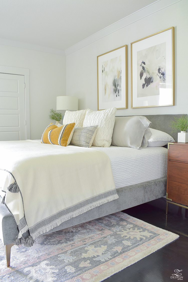 Early Fall Bedroom Harvest Colors Amp Cable Knits