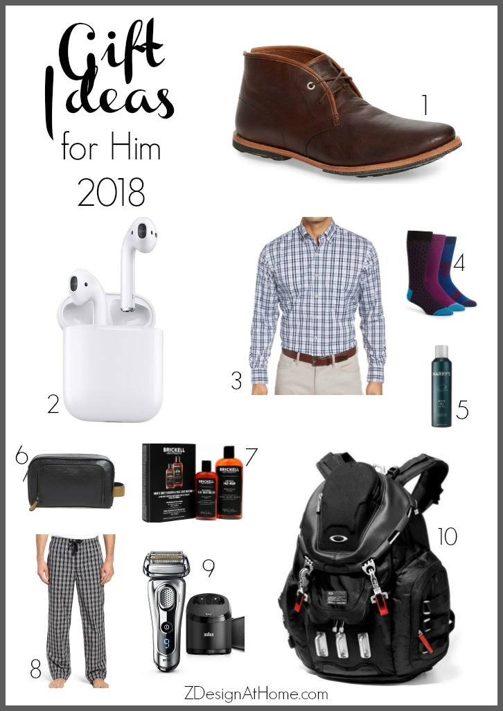 Best gift ideas for Him 2018