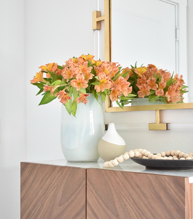 Small Transitional Entry That Packs A Big Punch